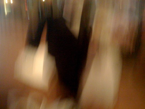 Fig. A: Here comes the blur.