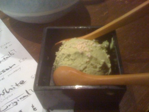 Like the green tea ice cream at Guu, Vancouver is full of unexpected flavo[u]rs.